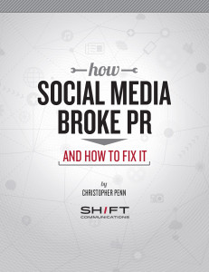 social broke PR