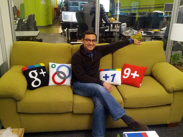 google plus sofa