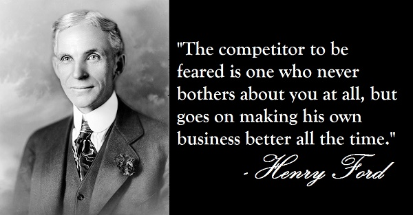 Henry Ford - Competition