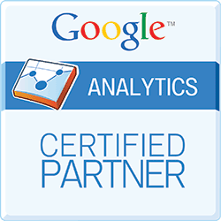 SHIFT is a Google Analytics Certified Partner