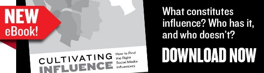 Download our new eBook, Cultivating Influence