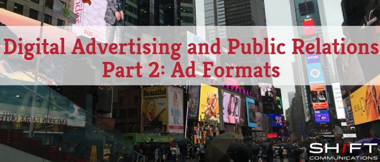 Digital Advertising Series part 2