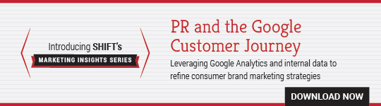 Download our new whitepaper, PR and the Google Customer Journey