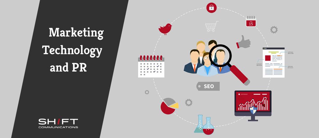How Digital Marketing Technology has Affected PR - SHIFT