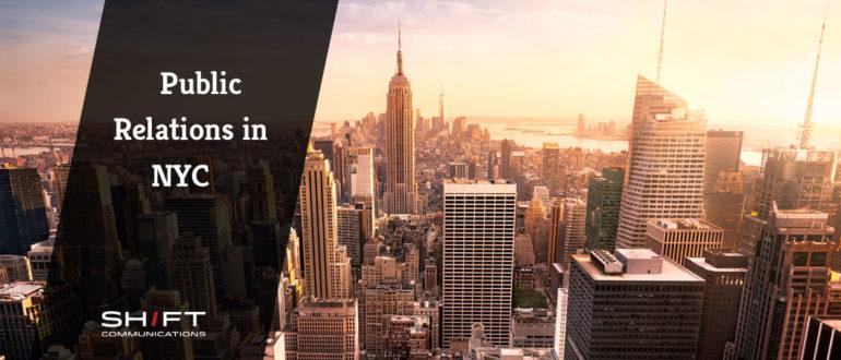 NYC PR