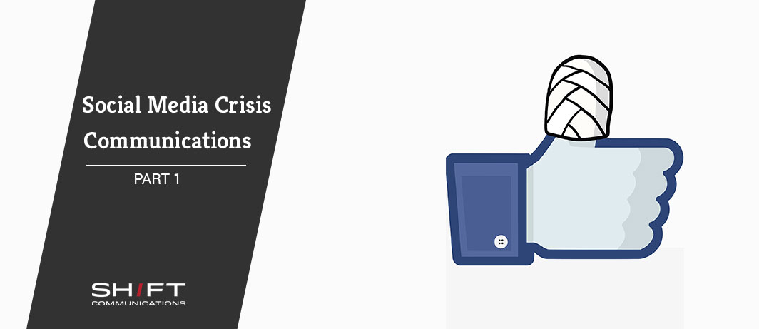social media crisis communications
