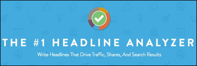 Optimize Digital Marketing Efforts The Headline Analyzer