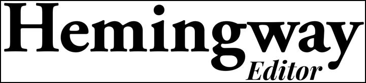 Optimize Digital Marketing Efforts hemingway editor