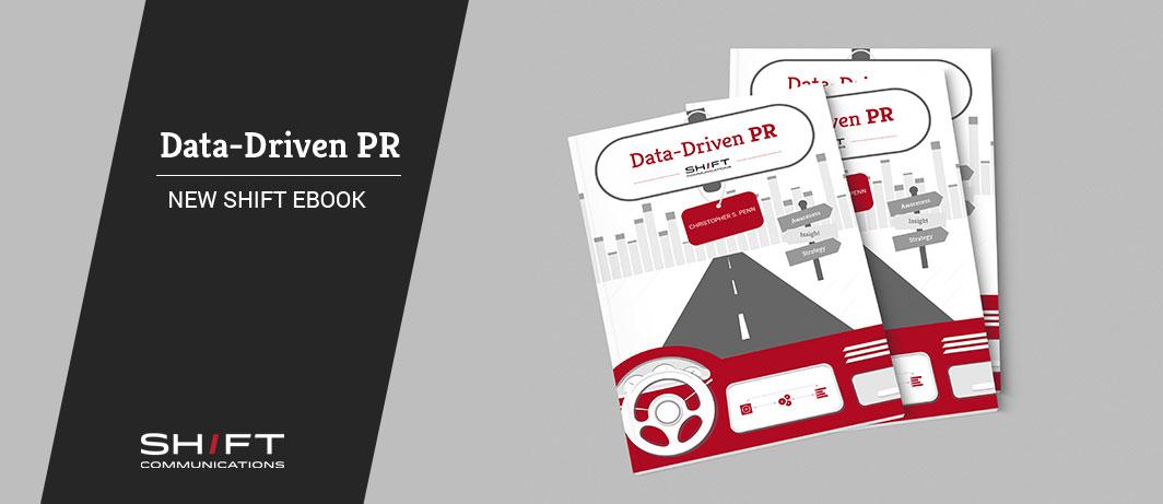 data-driven PR