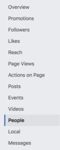 social media analytics facebook