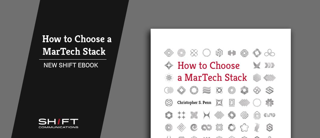 MarTech Stack eBook