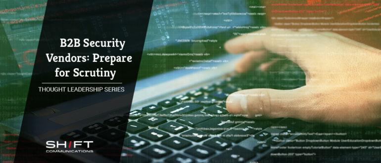 b2b security vendors