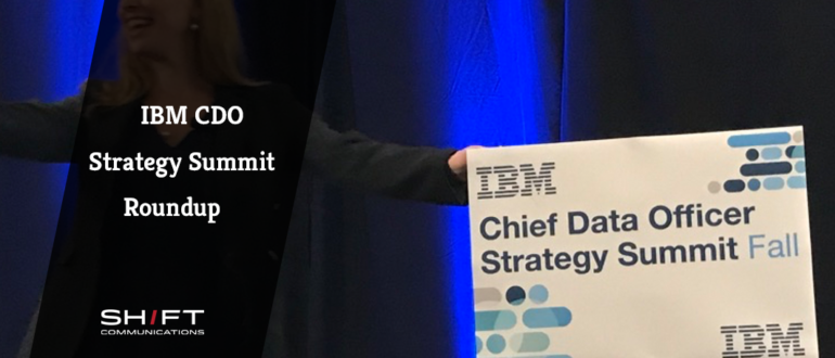 ibm cdo strategy summit
