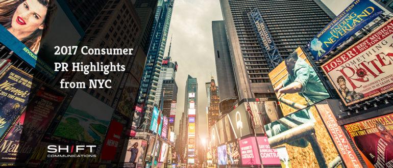 NYC Consumer PR