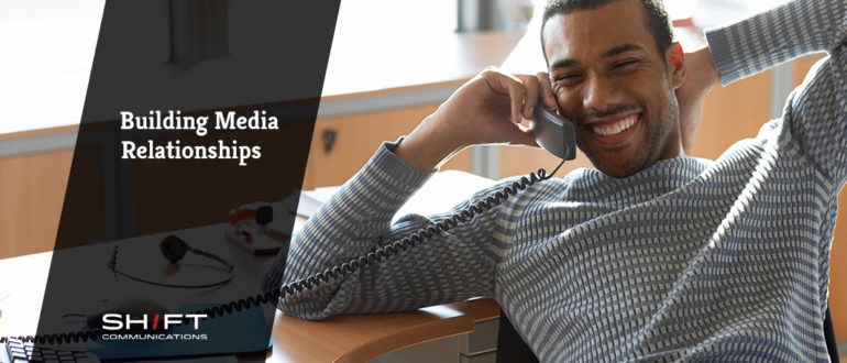 Building Media Relationships