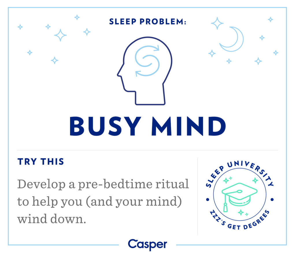 Busy mind