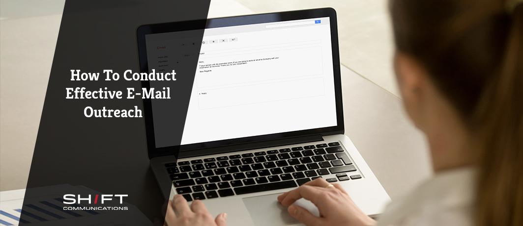 e-mail outreach