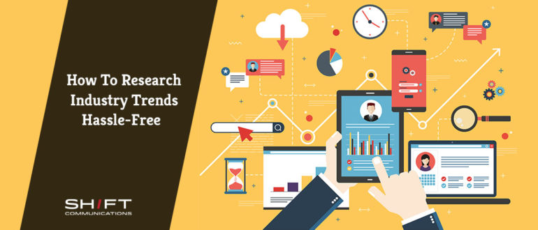 Research Industry Trends