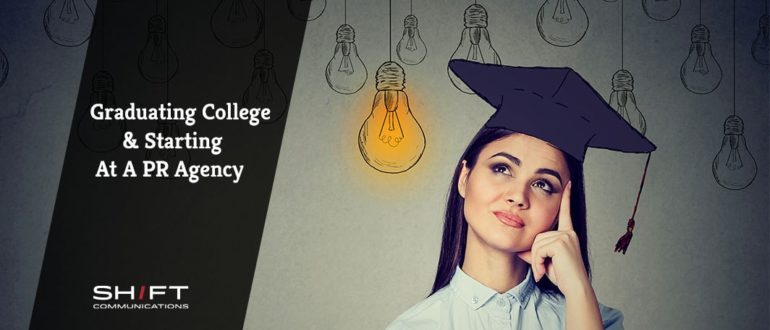 Q&A: Finishing College and Beginning in an Agency