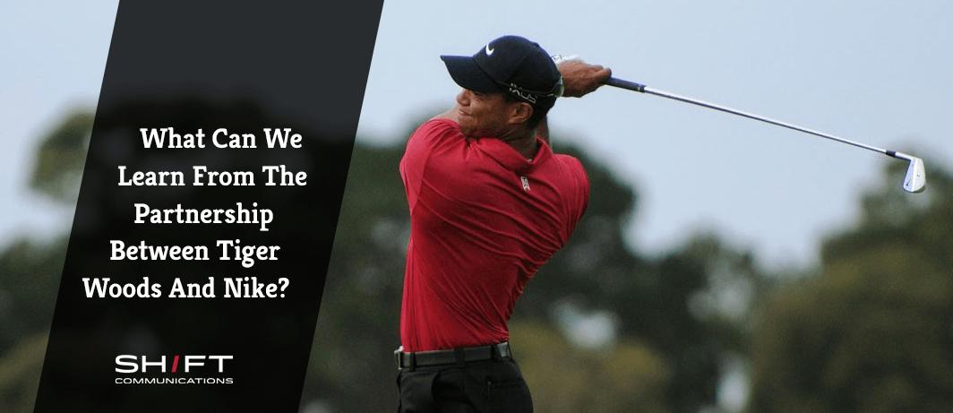 Tiger Woods Ambassador Nike