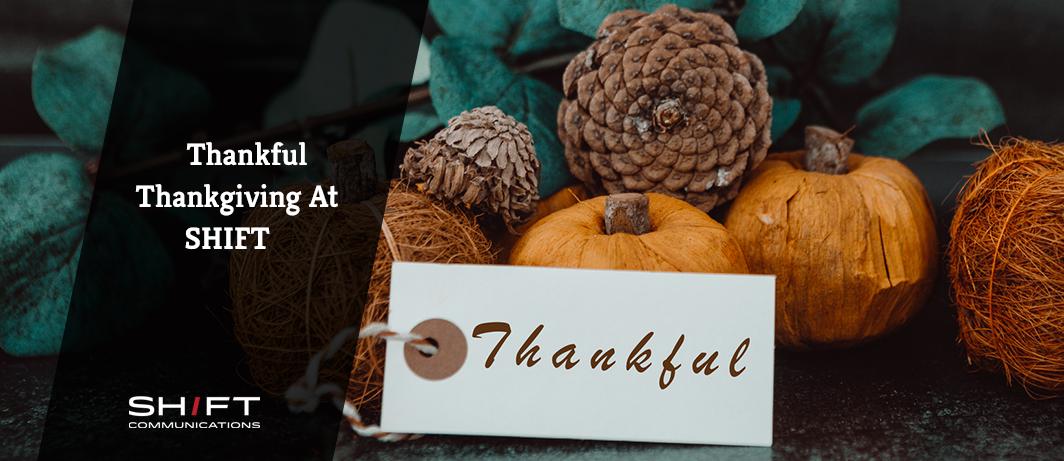 thanksgiving at shift